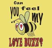 Love Buzz Kids Tee