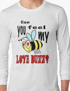 Love Buzz Long Sleeve T-Shirt