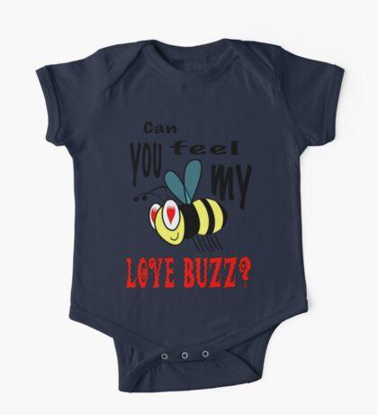 Love Buzz One Piece - Short Sleeve