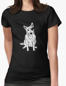 Dawg Womens Fitted T-Shirt
