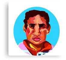 Popo Canvas Print