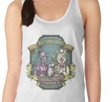 Tea Time -Full Color Women's Tank Top