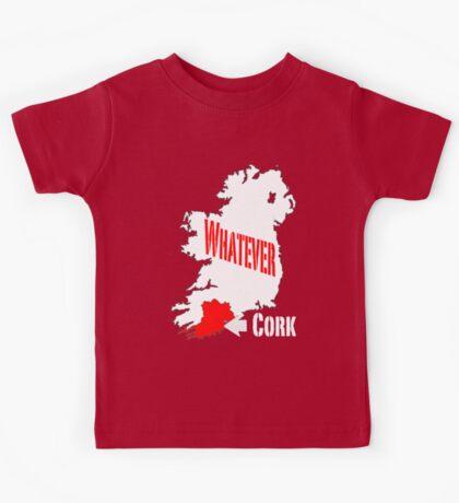 Cork... Whatever... Kids Tee