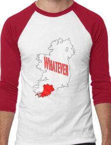 Cork... Whatever... Men's Baseball ¾ T-Shirt