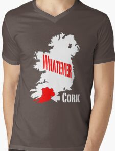 Cork... Whatever... Mens V-Neck T-Shirt