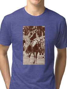 Cattle Drive 19 Tri-blend T-Shirt