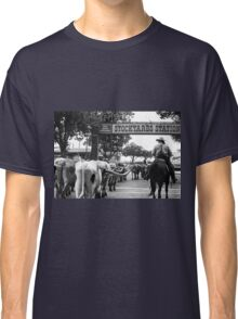 Cattle Drive 21 Classic T-Shirt