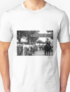 Cattle Drive 21 T-Shirt