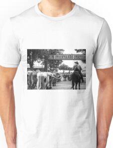 Cattle Drive 21 Unisex T-Shirt