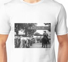 Cattle Drive 21 Unisex T-Shirt