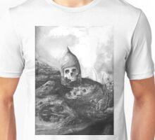 A Knight's Skull Unisex T-Shirt