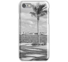 Yachts in a Row iPhone Case/Skin