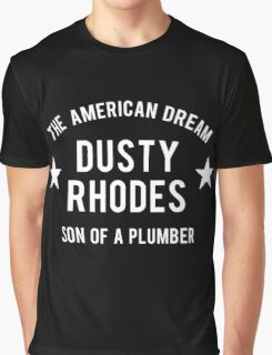 Dusty Rhodes Graphic T-Shirt