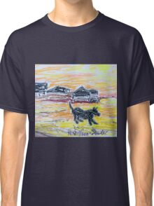 Beach Dog Classic T-Shirt