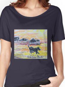 Beach Dog Women's Relaxed Fit T-Shirt