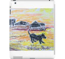 Beach Dog iPad Case/Skin