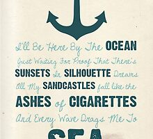 You Be The Anchor... by Crystal Potter