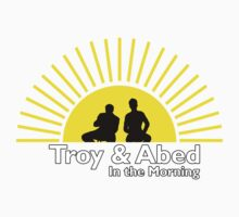 Troy and Abed in the Morning One Piece - Long Sleeve