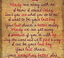 Somewhere in Neverland by Crystal Potter