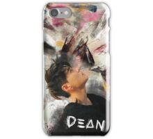 DΞΔN / DEAN- Abstract iPhone Case/Skin