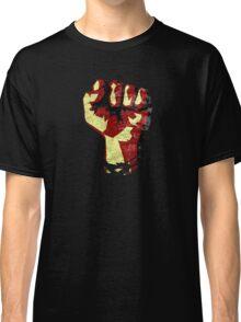 Revolution!!! Raised Fist!  Classic T-Shirt
