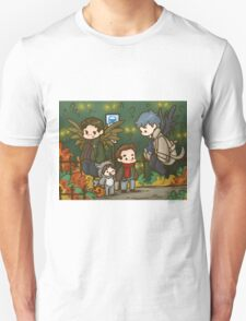 SPN - The Angel's are Watching  Unisex T-Shirt