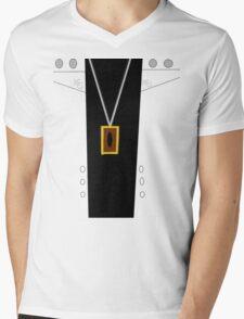 Kaiba coat Mens V-Neck T-Shirt