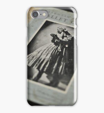 Ballet Crusade iPhone Case/Skin