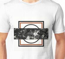 Textured Slice Unisex T-Shirt