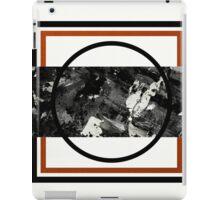 Textured Slice iPad Case/Skin