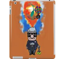 Adventurer is out there  iPad Case/Skin