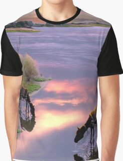 Watering Reflections Graphic T-Shirt