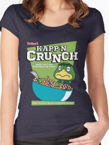 Kapp'n Crunch! Women's Fitted Scoop T-Shirt