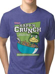 Kapp'n Crunch! Tri-blend T-Shirt