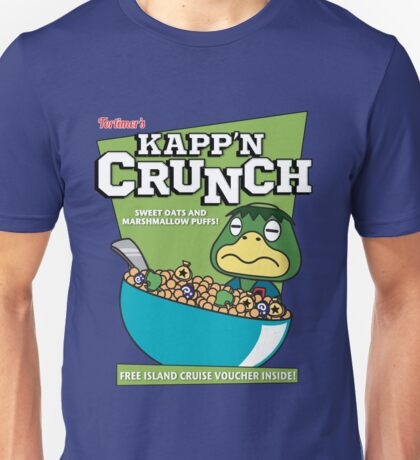 Kapp'n Crunch! Unisex T-Shirt