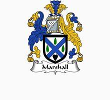 Marshall Coat of Arms / Marshall Family Crest Unisex T-Shirt