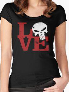 Vigilante Love Women's Fitted Scoop T-Shirt