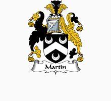 Martin Coat of Arms / Martin Family Crest Unisex T-Shirt