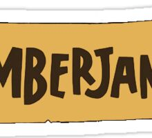 Lumberjanes Sticker