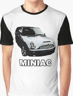 Mini Maniac Graphic T-Shirt