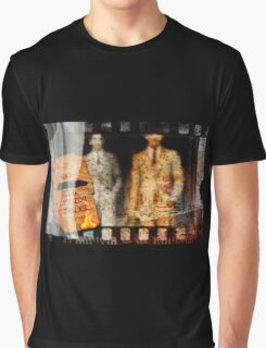 Berlin-Rome-Buenos Aires Graphic T-Shirt