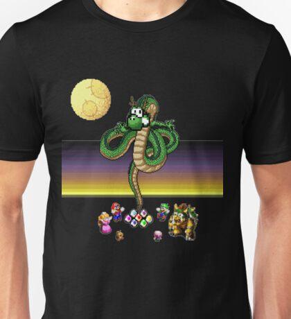 yoshiZ island Unisex T-Shirt
