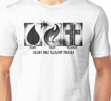 Signed Sealed Delivered CBF T Unisex T-Shirt