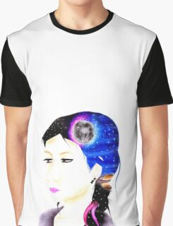 Head Space Graphic T-Shirt