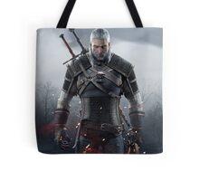 Geralt of Rivia Tote Bag