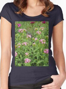 Garden Up North    Pentax Digital Camera 16mp X-5 Series Women's Fitted Scoop T-Shirt