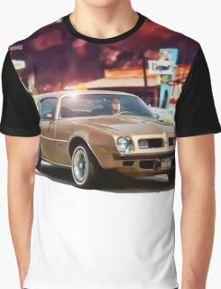 The Rockford Files Graphic T-Shirt