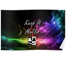 Festival Marshmello kEEp It MeLLo Set Poster