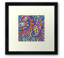 Abstract pattern 3 Framed Print