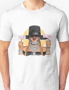 I slay all day Beyonce T-Shirt